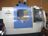 Metalspray Engineering Ltd - Leadwell Machining Centre