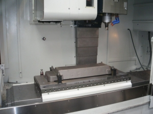 Metalspray Engineering Ltd - Spinner CNC Machining Centre